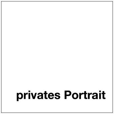 privates Portrait